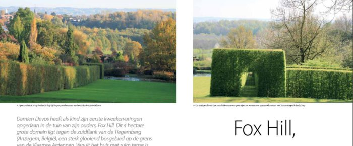 EDEN magazine – tuininrichting en tuincultuur nr. 59 – herfst 2017