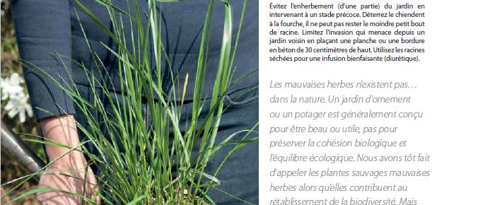EDEN magazine 69 – automne 2021 Les mauvaises herbes?