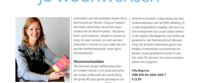 Magazine KBO-PCOB  juli-augustus 2018, katern Zuid-Holland