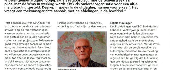 Nestor – katern KBO Zuid-Holland aug/sept 2016