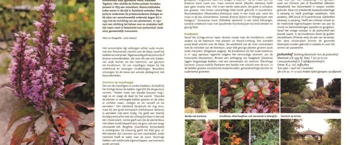 Tuinjournaal – maart 2014