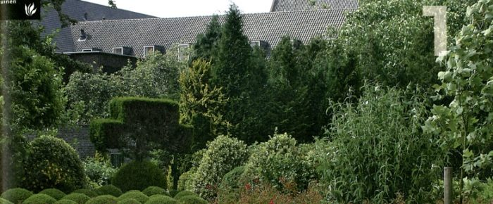 Nederlandse Tuinenstichting – Tuinjournaal juni 2016
