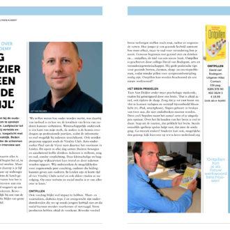 Magazine KBO-PCOB oktober 2018, katern Zuid-Holland